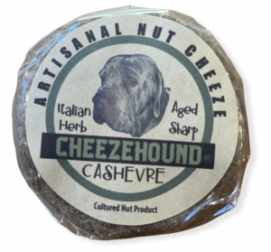 Cheezehound Artisanal Nut Cheese Cashever